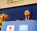IAEA Chief Calls for Action to Improve Nuclear Security